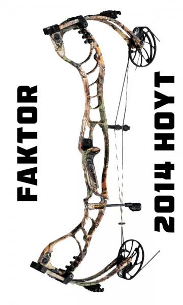 Лук блочный Hoyt Faktor PKG